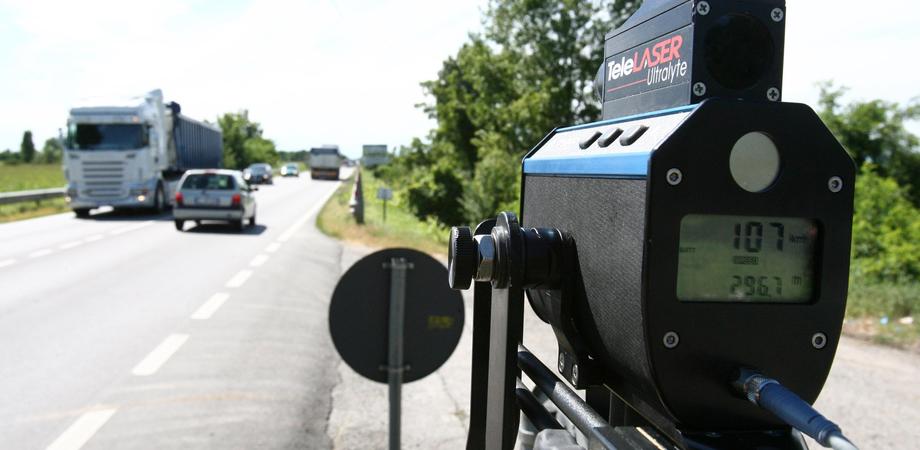 Arriva l'autovelox sulla Caltanissetta-Agrigento: occhio ai limiti di velocità