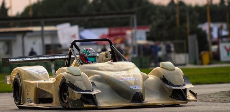 Super Master Racing: nuovi test per il pilota catanese Giuseppe Corona impegnato domani sulla pista di Sarno