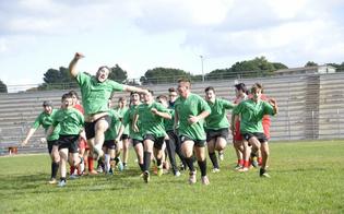Nissa Rugby impegnata su più campi: alle 15 allo stadio