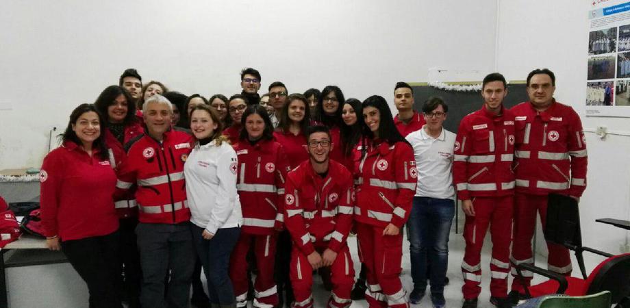 Caltanissetta, alla Croce Rossa il corso per operatori di emergenza Opem