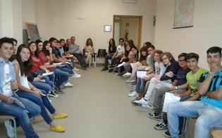 Caltanissetta, al liceo