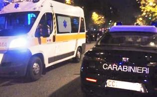 Caltanissetta, scontro frontale tra due auto in contrada Roccella: anziana in prognosi riservata