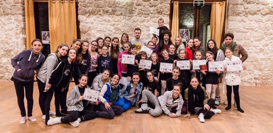 Caltanissetta, giornata all'insegna della danza per i ballerini siciliani con il Learning Event di Lorella Riso
