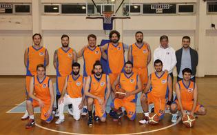 Basket maschile, la CusN Caltanissetta vola: i nisseni battono il Gela e allungano in vetta alla classifica