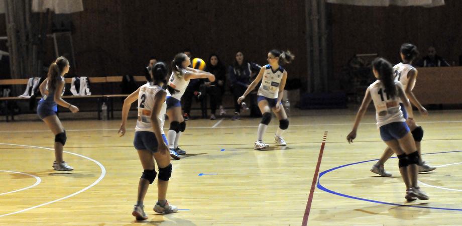 Pallavolo, la Nike San Cataldo battuta dal Misterbianco: addio alla promozione