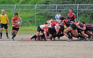 Amara sconfitta per la Nissa Rugby contro il Civitavecchia: la squadra di casa perde di misura per 27 a 29