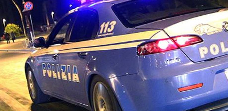 Caltanissetta, sorpresi a sniffare cocaina dai poliziotti delle Volanti: segnalati 2 nisseni