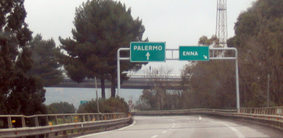 Autostrada A19: il tratto tra Enna e Caltanissetta resterà chiuso da sabato a lunedì