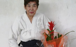 Caltanissetta, stage di arti marziali con la maestra giapponese Keiko Wakabayashi