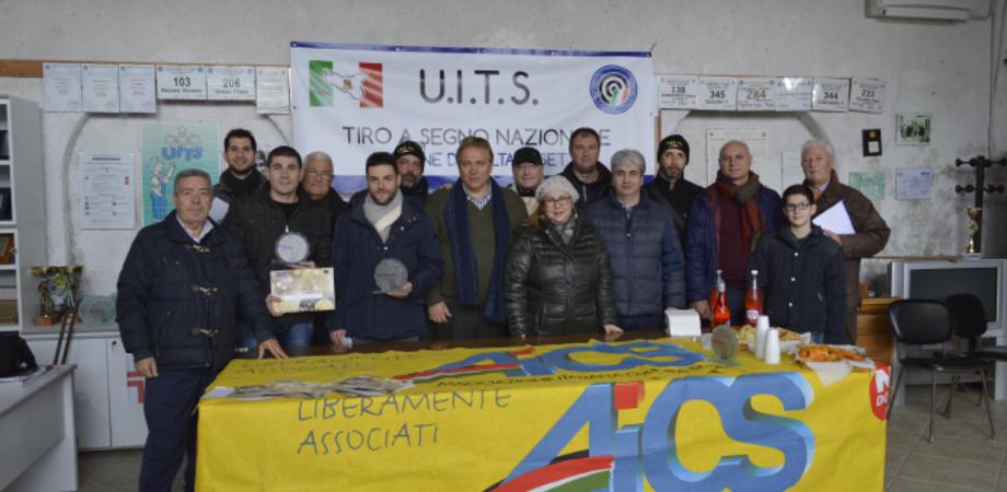 """Caltanissetta, prima edizione del torneo di tiro a segno """"Trofeo di Natale"""": ecco i vincitori"""