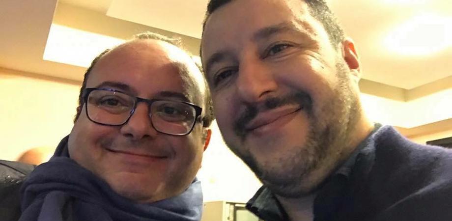 """Caltanissetta, campagna tesseramento """"Noi con Salvini"""": domenica un gazebo in piazza"""