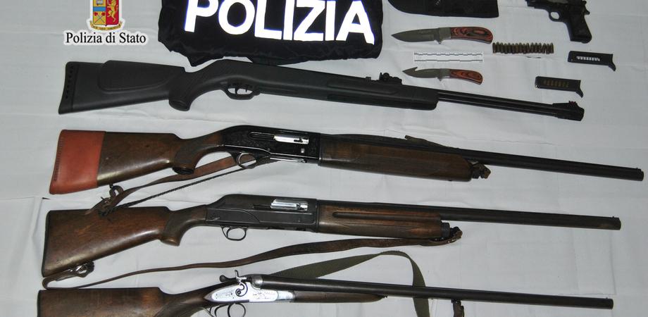 Arrestato pregiudicato niscemese: trovato in possesso delle armi rubate venerdì scorso