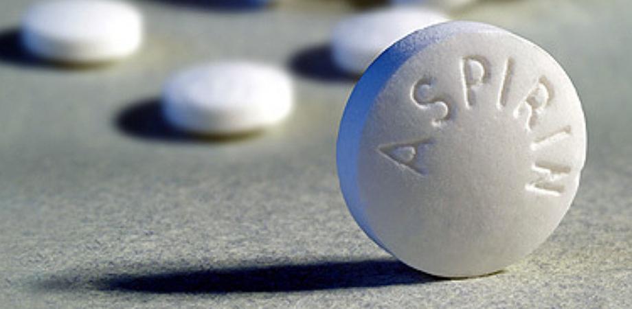 Nuovo studio: l'aspirinetta riduce del 40 per cento il rischio di tumori a colon, pancreas e prostata