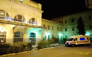 Caltanissetta, al via nuovo servizio della Croce Rossa: cibo e bevande calde per i senzatetto
