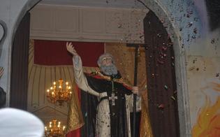 San Cataldo, festa di Sant'Antonio: dopo la messa saranno benedetti gli animali