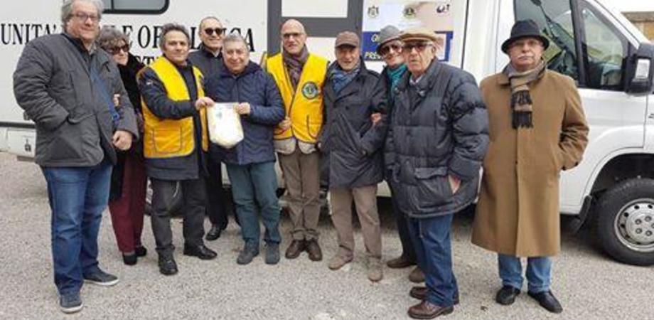 Caltanissetta, successo per lo screening oftalmico organizzato dal Lions Club