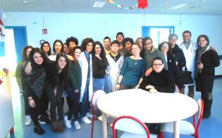 Caltanissetta, gli studenti del liceo artistico