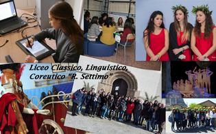 Caltanissetta, open day al liceo classico