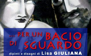 A Riesi dal 3 all'8 gennaio saranno in mostra le opere della pittrice Lisa Giuliana