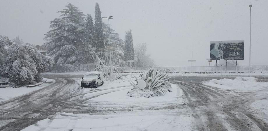 """Musumeci: """"Non siamo in grado di fronteggiare l'emergenza neve. Nel Nord Italia questo fa sorridere"""""""