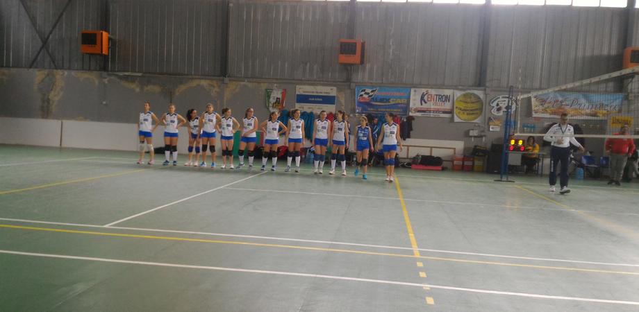 San Cataldo, Nike Volley ancora vittoriosa nella trasferta di Enna contro la Kentron