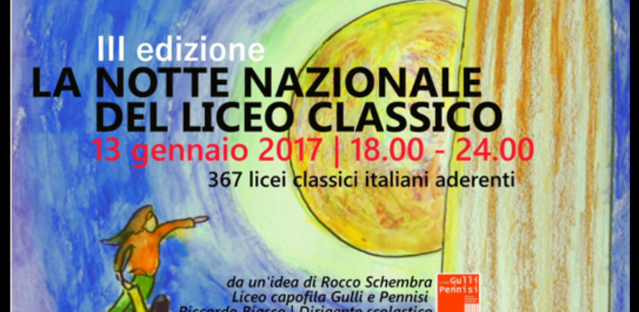 """Caltanissetta, al """"Ruggero Settimo"""" la """"Notte dei Licei"""": di scena la bellezza degli studi classici"""