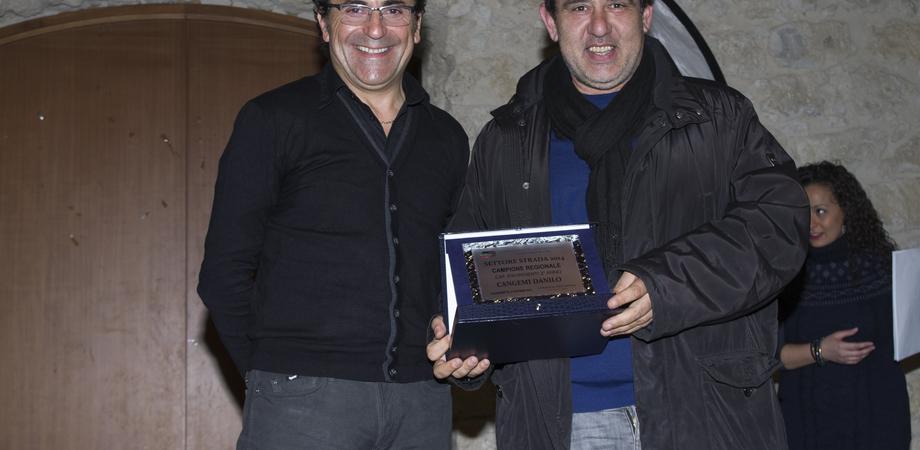"""Caltanissetta, al Michele Abbate gli """"Oscar del Ciclismo"""": premi e riconoscimenti ai migliori"""