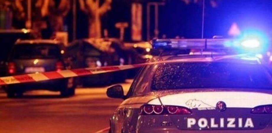 Caltanissetta, spari in via Pampillonia nel quartiere Santa Lucia: sul posto la polizia