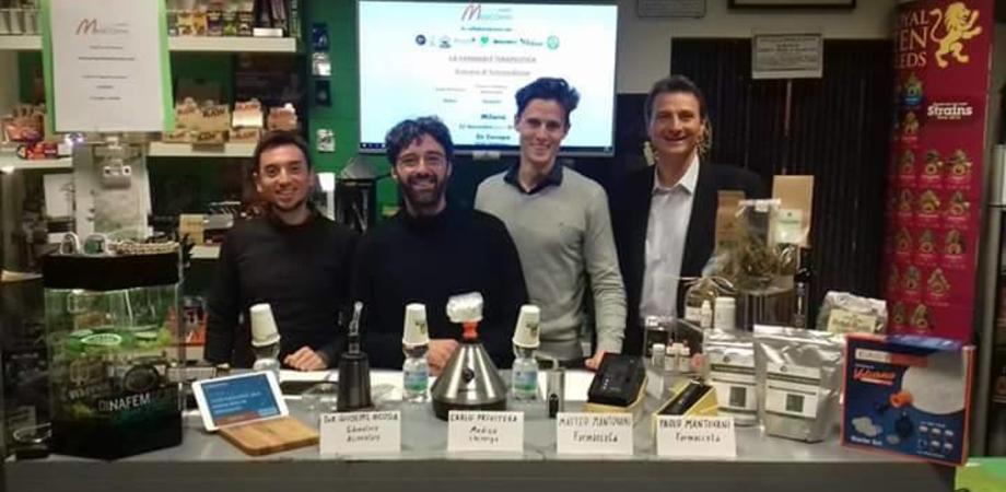 Cannabis terapeutica: il nisseno Carlo Privitera è il primo medico a creare un portale