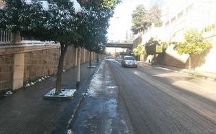 Caltanissetta, il sindaco Ruvolo: fase critica superata, si continua con lo spargimento di sale