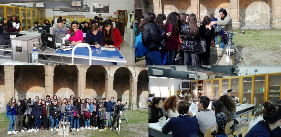 """Caltanissetta, al liceo """"Ruggero Settimo"""" alunni studiano scienze con percorsi esperienziali"""