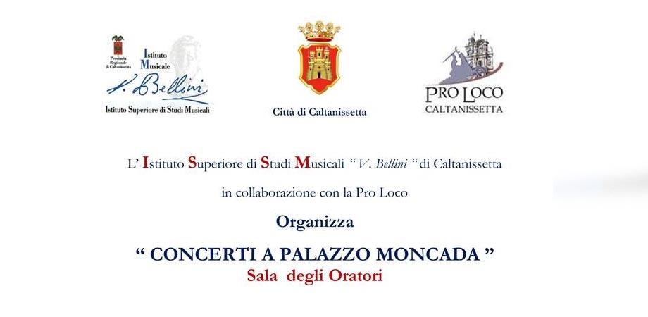 Caltanissetta, a Palazzo Moncada un recital del chitarrista Matteo Giannone