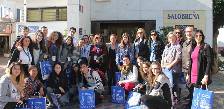 """Caltanissetta, gli studenti dell'Ipsia """"Galilei"""" in Spagna per un progetto all'insegna dello sport"""