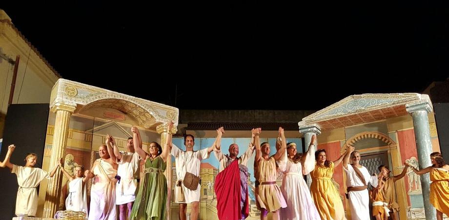 "Caltanissetta, Teatro Stabile Nisseno: domenica di scena ""I gemelli di Krimisa"""