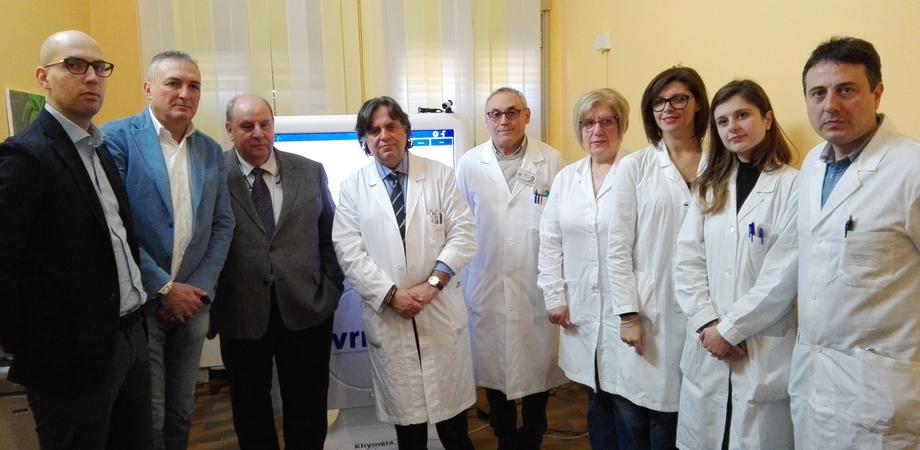 Caltanissetta, pazienti colpiti da ictus: presentato al Sant'Elia il sistema di teleriabilitazione