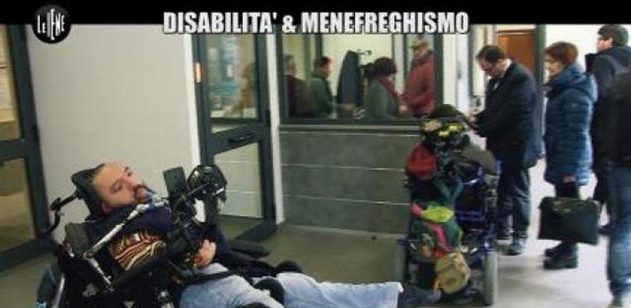 Caltanissetta, assistenza a due disabili. Il servizio de Le Iene sull'assessore Gianluca Miccichè