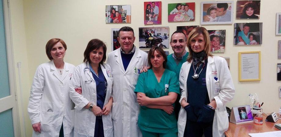 Caltanissetta, al Sant'Elia posizionato Picc Port su un paziente oncologico. E il primo in Sicilia