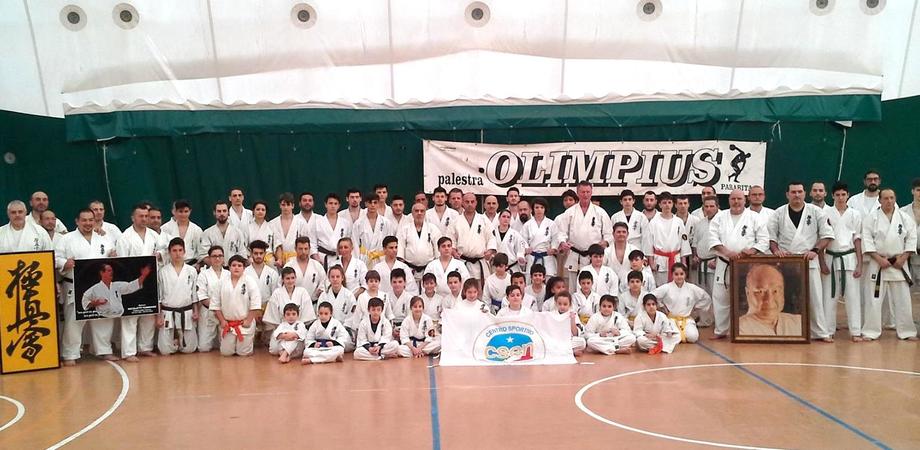 """I memorial """"Shihan Tommaso Nicoletti"""": una giornata all'insegna del Karate"""