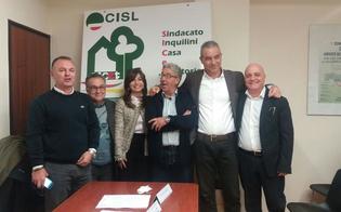 Caltanissetta, Nicola Talluto è il nuovo segretario provinciale della Sicet Cisl