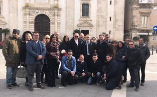 Caltanissetta, in piazza Garibaldi si insedia il primo direttivo cittadino della Lega dei Popoli