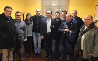 Caltanissetta, riunione del direttivo della Lega dei Popoli: