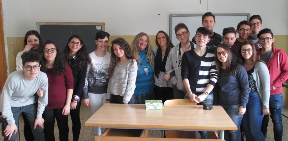 Caltanissetta, la scrittrice Stefania Rinaldi incontra gli studenti del liceo scientifico