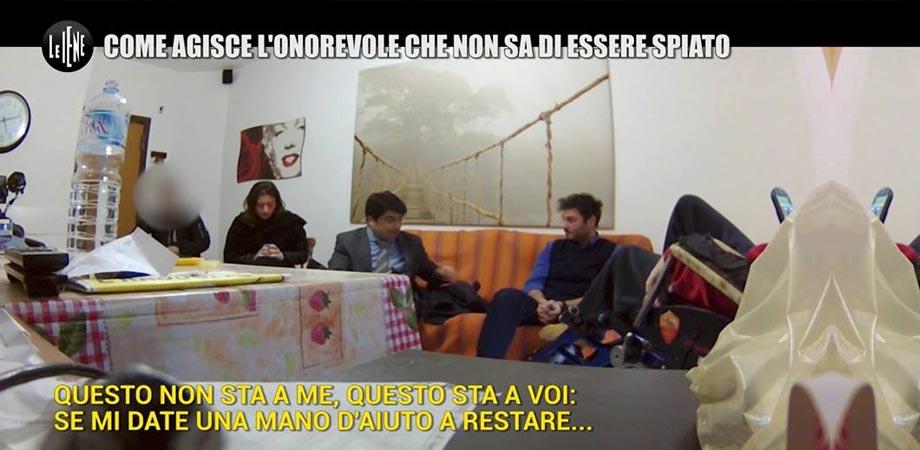 Caltanissetta, Le Iene tornano sul caso dell'assessore Gianluca Miccichè. Guarda il video