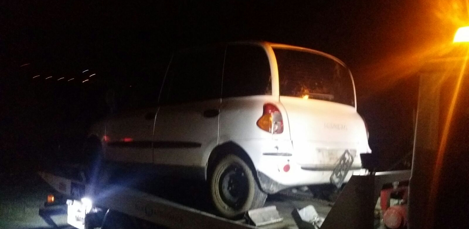 Resuttano, ritrovata auto sospetta: forse abbandonata dai ladri di rame