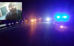 Terribile incidente alle porte di Delia, 47enne travolto da un'auto muore sul colpo