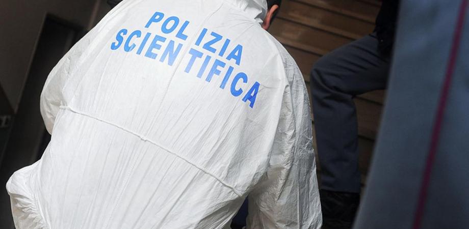 Caltanissetta, cartuccia inesplosa ritrovata in via Turati: indaga la polizia