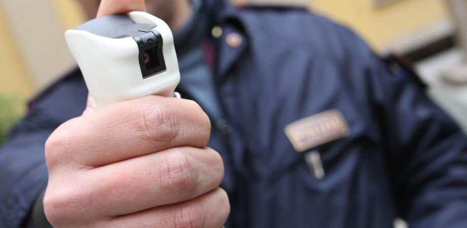 Da oggi anche la polizia di Caltanissetta ha un'arma in più: lo spray al peperoncino