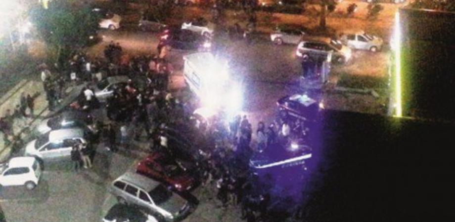 Caltanissetta, rissa all'Agip: torna libero uno dei tre fermati per tentato omicidio