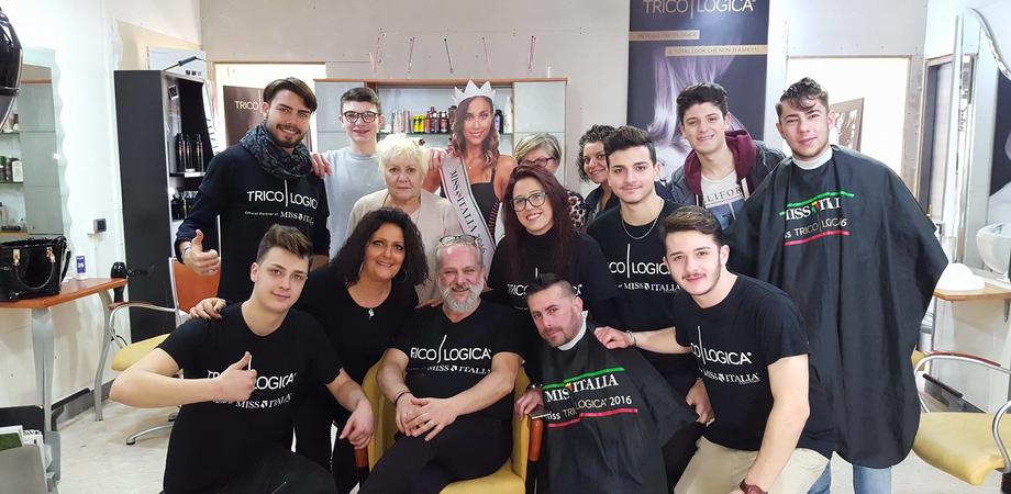 Caltanissetta, dopo Miss Italia Romualdo Acquaviva è pronto per pettinare le star di Sanremo
