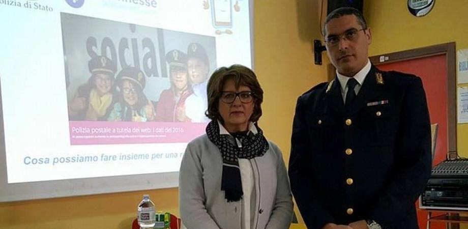 Caltanissetta: cyber bullismo e pericoli della rete: 200 studenti incontrano la Polizia di Stato